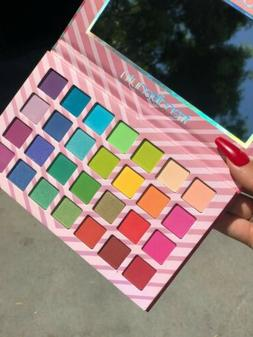 Trend Beauty Colorful Eyeshadow 28 Color Palette Spring Summ