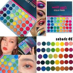 Beauty Glazed Colors Fusion Eyeshadow 39 Shades Matte Shimme