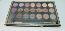 cosmetics 21 shade eyeshadow palette collection