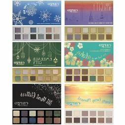 Cargo cosmetics eyeshadow palette new in box select yours