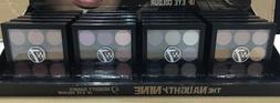 W7 Cosmetics - The Naughty Nine Eye Colours