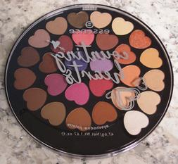 Essence Counting Hearts Eyeshadow Palette 01 love you a latt