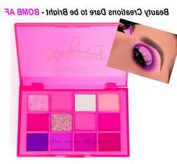 Beauty Creations Dare to be Bright - BOMB AF Eyeshadow Palet