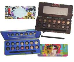 Okalan Delectables Eyeshadow Palette- Cool Shades or Smokey