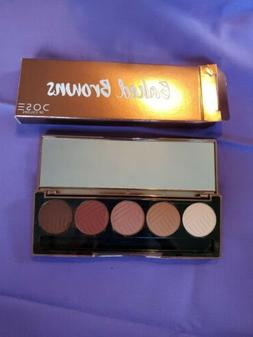 DOSE Of COLORS Baked Browns Eyeshadow Palette {{FREE SHIP }}