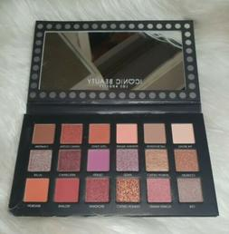 Iconic Beauty DOWNTOWN Los Angeles 18 Eyeshadow Pallete New