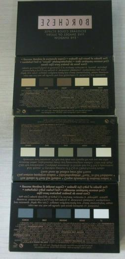 Borghese Eclissare Color Eclipse 5 Shades Eyeshadow - Sultry