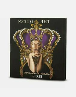Eloise Beauty - The Queen Eyeshadow Palette - NEW - Includes
