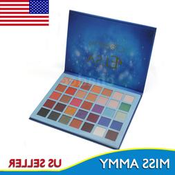 Elsa 35 Color 100% Authentic Eye-shadow Makeup Palette