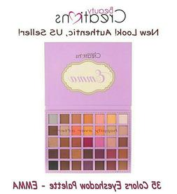 Beauty Creations EMMA Eyeshadow 35 Color Pro Palette- Highly