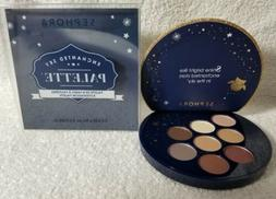Sephora ENCHANTED SKY PALETTE 8 Eyeshadow Matte Shimmer Nude