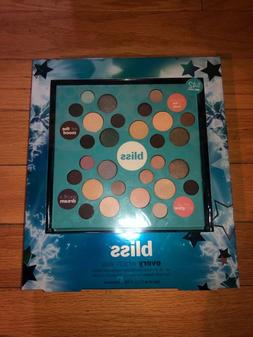 Bliss Every Which Way 28 Piece Palette Eye Shadow NEW