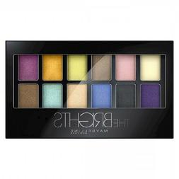 Maybelline New York Expert Wear Eyeshadow Palette 12 Colors,