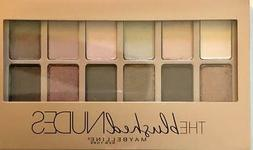 Maybelline New York Expert Wear THE BLUSHED NUDES Eyeshadow