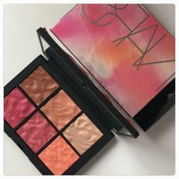 NARS EXPOSED Cheek Palette - AUTHENTIC - Limited Edition - N