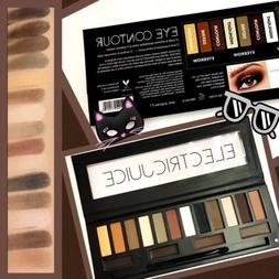 Beauty Treats Eye Contour Palette Eyeshadow Eyebrow Eye Brow