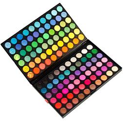 Fashion Zone 120 Color Professional Eye Shadow Rainbow Palet