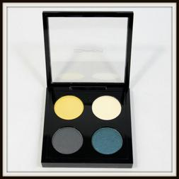 MAC EYE SHADOW x 4 Quad Palette Colour Added Full Size New i