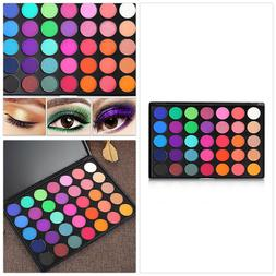 Eyeshadow Makeup Palette High Pigment Silky Powder 35 Bright