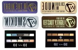 W7 Eyeshadow Multi Packs !