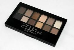 Maybelline New York Eyeshadow Palette - 20 The Nudes 12 Colo