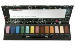 Eyeshadow Palette 8 Colors in Matte Finish 5 Shimmer/  Cool