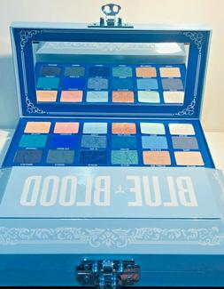 JEFFREE STAR COSMETICS EYESHADOW PALETTE BLUE BLOOD