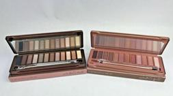 Pure Cosmetics Eyeshadow Palette in Buff / Nude Collection -