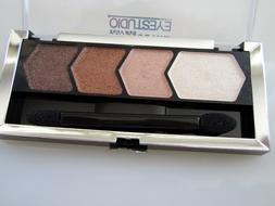 Maybelline Eyestudio Color Plush Silk Eye Shadow Quad Palett