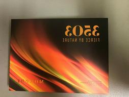 Fierce By Nature 35 Color Artistry Eyeshadow Palette ~ New I