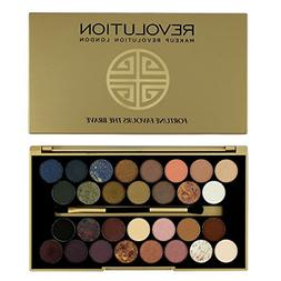 Makeup Revolution Fortune Favours The Brave Palette by Makeu