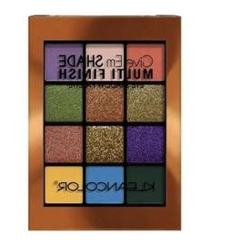 Give Em Shade Eyeshadow Palette Matte Shimmer Pigmented Colo