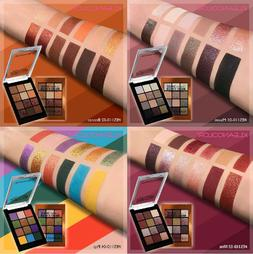 Give Em Shade Eyeshadow Palette Matte & Shimmer Pigmented 48