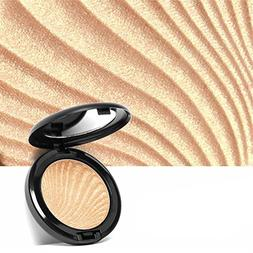 Gracefulvara Glitter Bronzer Contour Highlighter Powder 3#