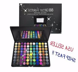 Beauty Treats Glitter Eye Shadow Palette - 88 Glitter Palett
