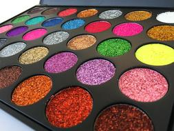 Glitter Eyeshadow New 35 Color Sequin Natural Professional M