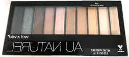 Wet & Wild Color Icon Au Natural 10-Pan Eyeshadow 753a Bare