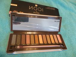 ICON by Absolute NEW YORK EXPOSED Eye Shadow Palette, New in