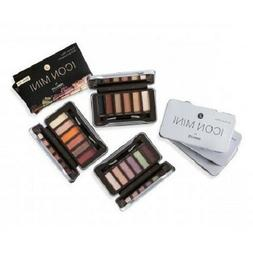 ABSOLUTE NEW YORK ICON MINI 6 COLOR EYESHADOW PALETTE *PICK