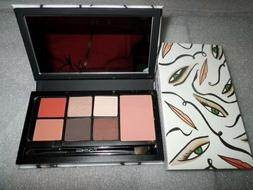 MAC ILLUSTRATED BY REBECCA MOSES FACE KIT PALETTE  BROWN NEW