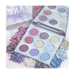 ColourPop IN A TRANCE Pastel Eyeshadow Palette Blue Pink Pur