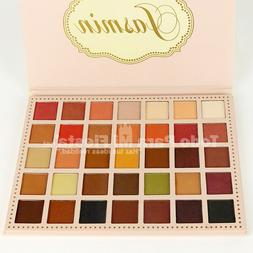 Beauty Creations Jasmin Eyeshadow Palette Shades High Pigmen