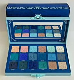 Jeffree Star BLUE BLOOD Eyeshadow Palette 18 Colors 100% AUT