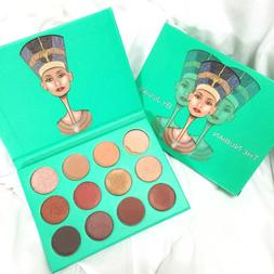 Juvia Place NUBIAN Palette 12 Colors Eyeshadow FREE SHIPPING