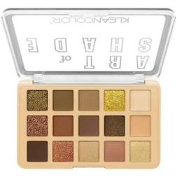 Kleancolor Art of Shade Eyeshadow Palette - Buff