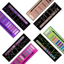 L.A Girl Cosmetic Brick Eye Shadow Palette Makeup Collection