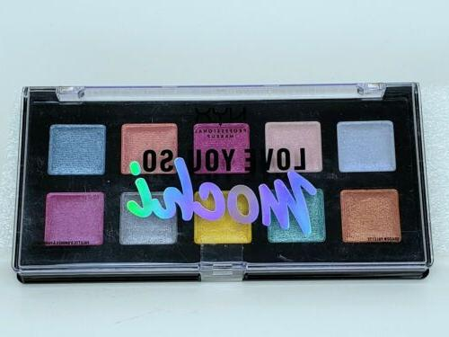 1 love you so mochi eyeshadow palette