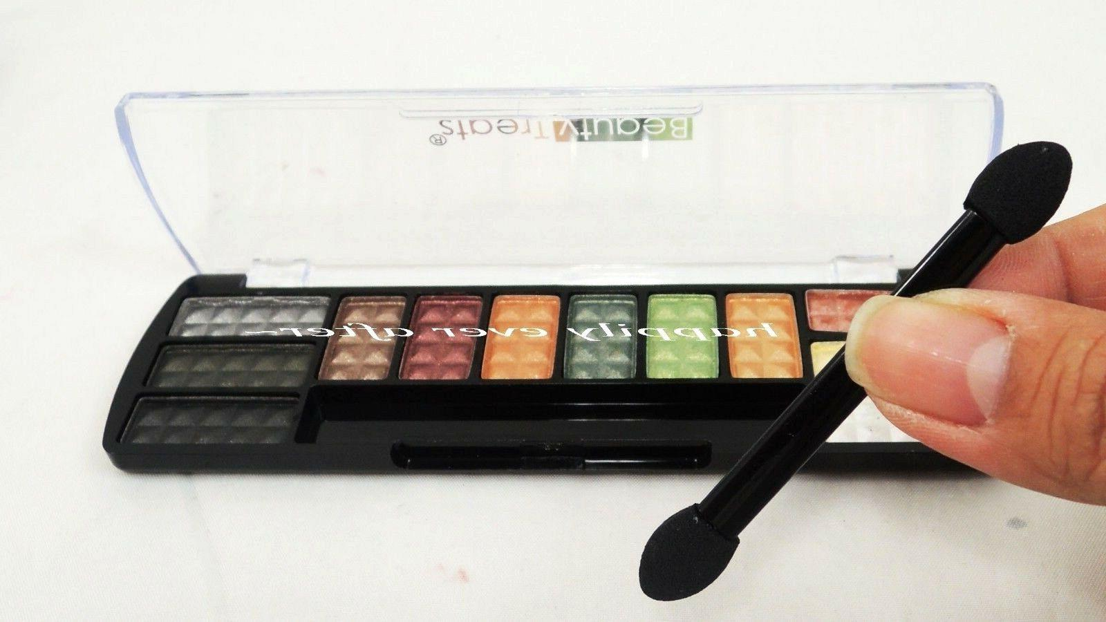 12 Color Palette - Shimmer Eyeshadow with