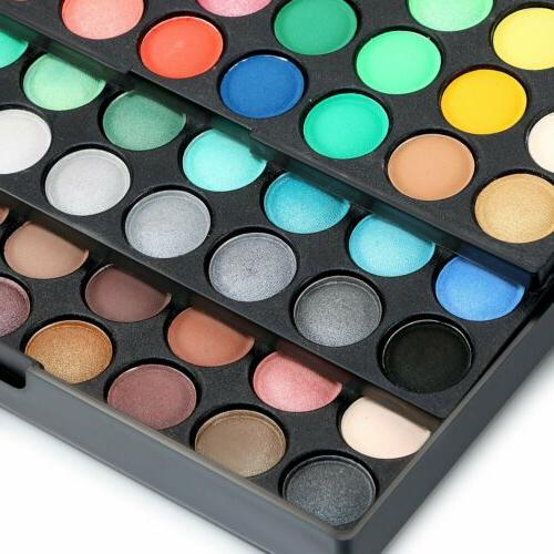 120 Colors Matte Palette Eye Kit Set