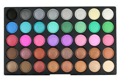 Pro 120Color Women Powder Eyeshadow Makeup Set Available